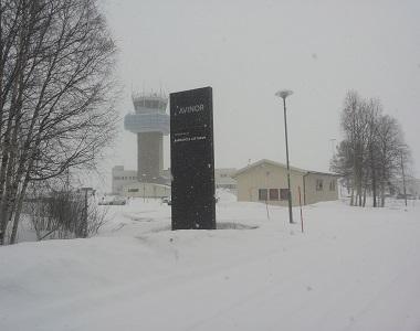 Flyplasser hoved Bardufoss-Lufthavn