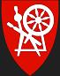 Kåfjord Kommunevåpen