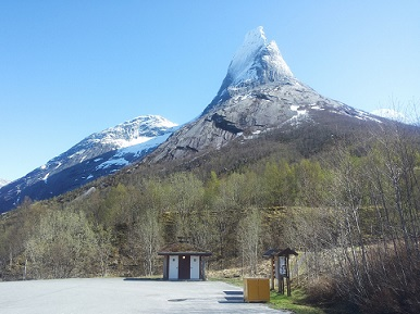 Stetind - Norges nasjonalfjell