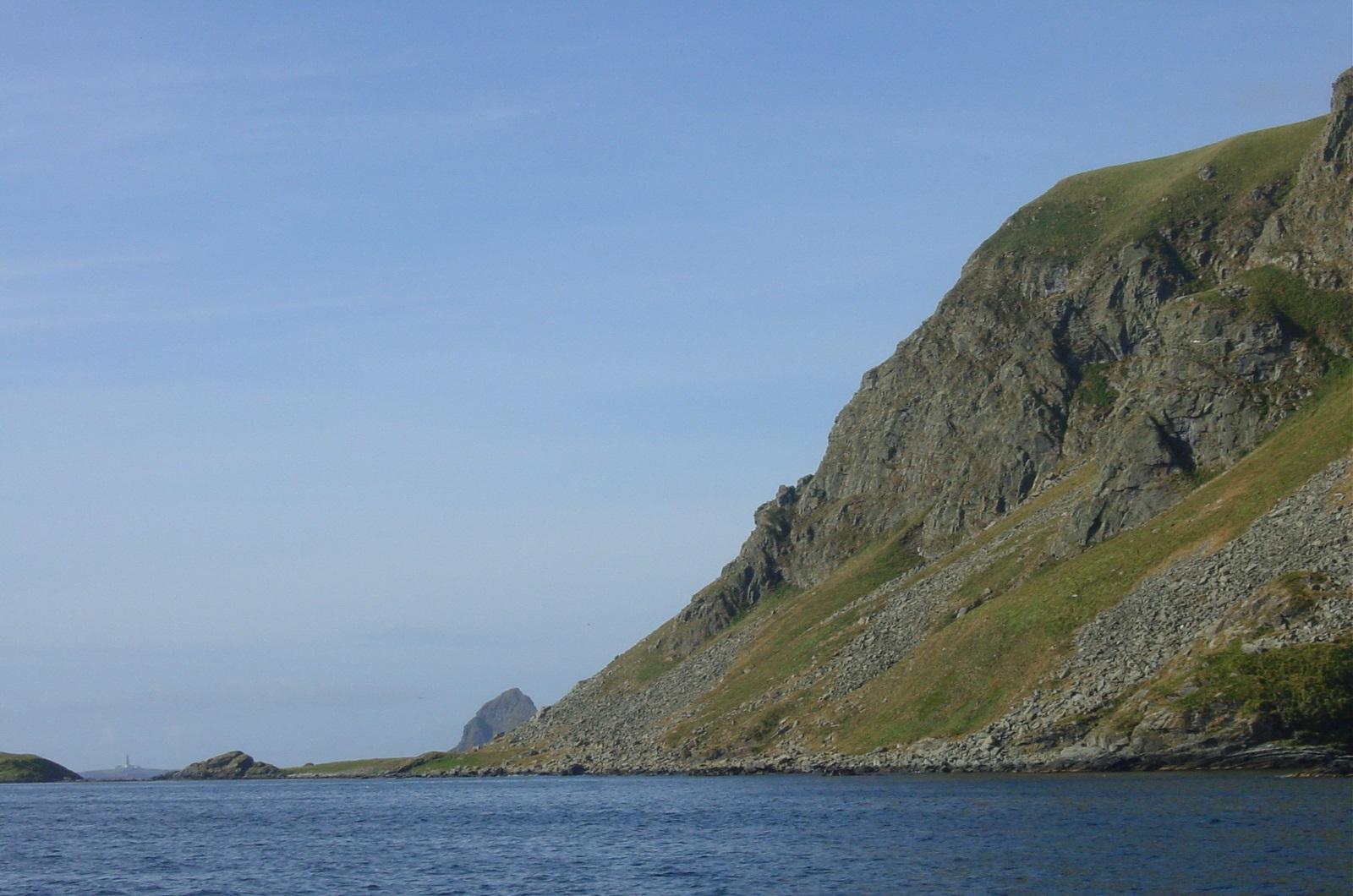 Storfjellet og Vedøya1