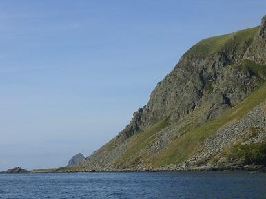 Storfjellet og Vedøya