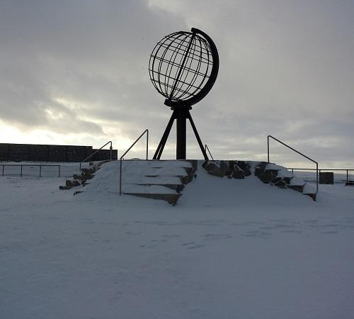 Nordkapp i Vest-Finnmark