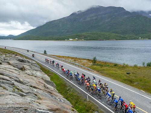 2014 ARN Trym Ivar Bergsmo idrettsarrangement
