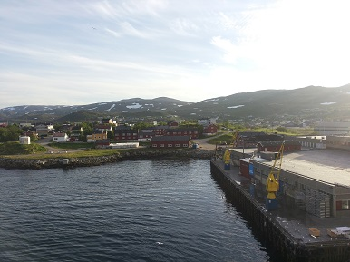Båtsfjord Hurtigruten