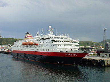 Bodø Hurtigruten