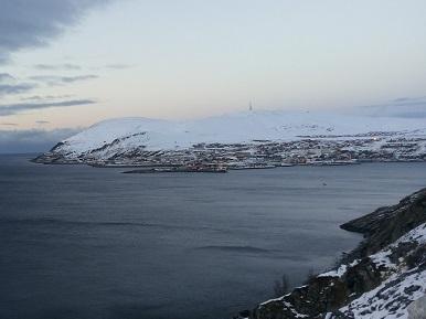 Hammerfest_Hurtigruten