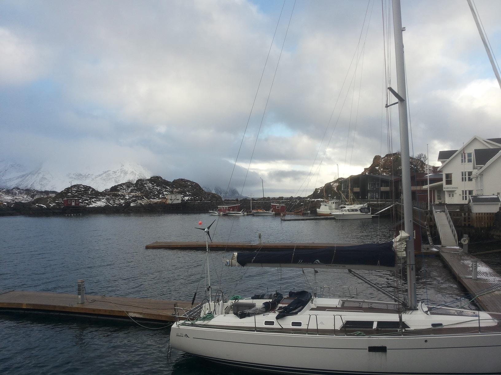 Hamn i Senja5