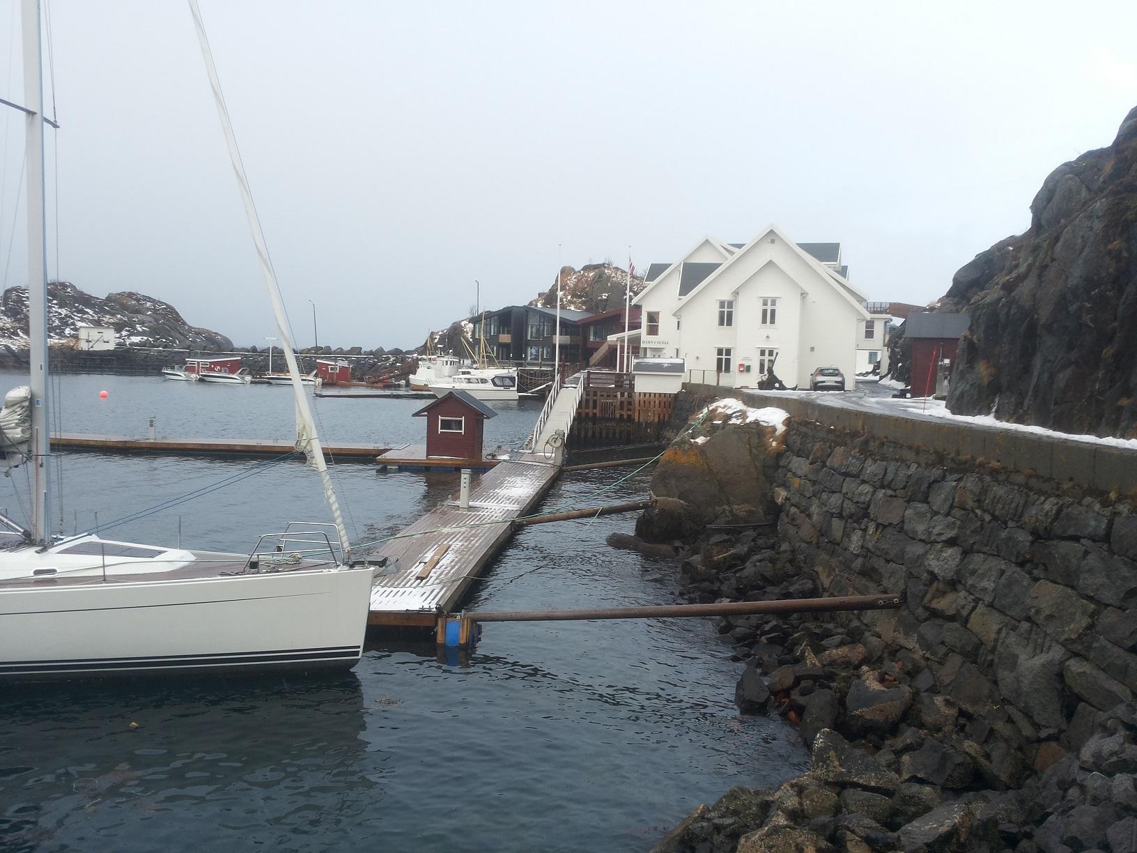Hamn i Senja6