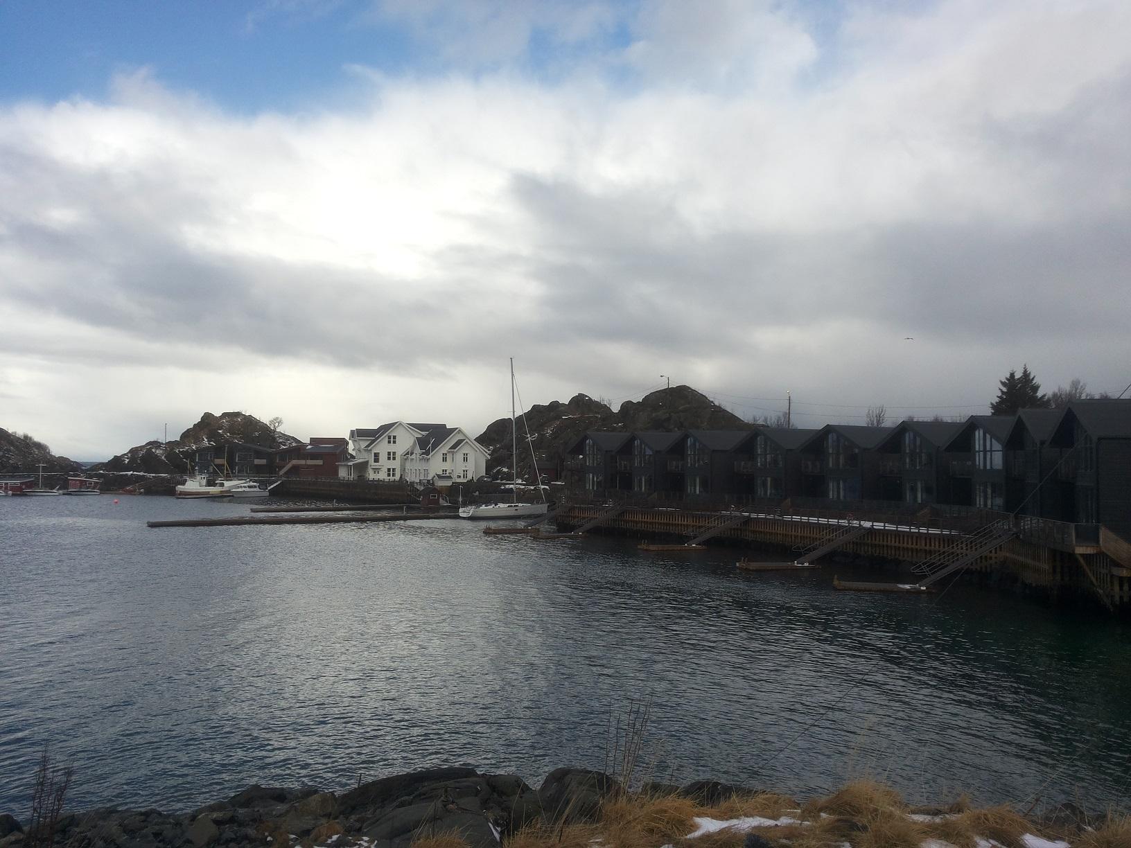 Hamn i Senja14