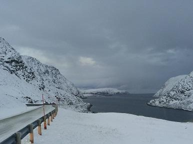 Nasjonal turistveg Havøysund