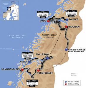 Arctic Race of Norway 2016
