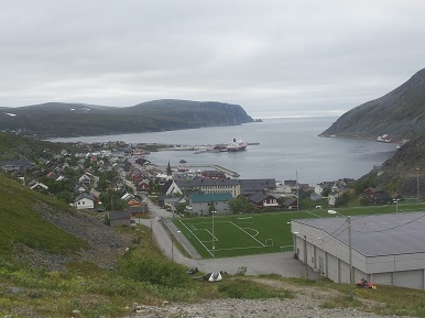 Kjøllefjord Hurtigruten