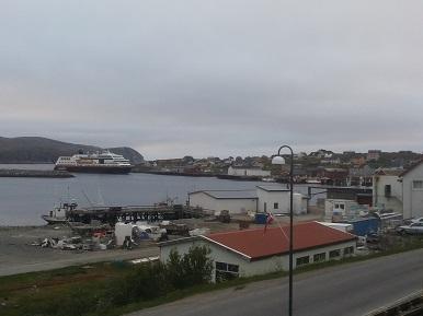 Mehamn Hurtigruten