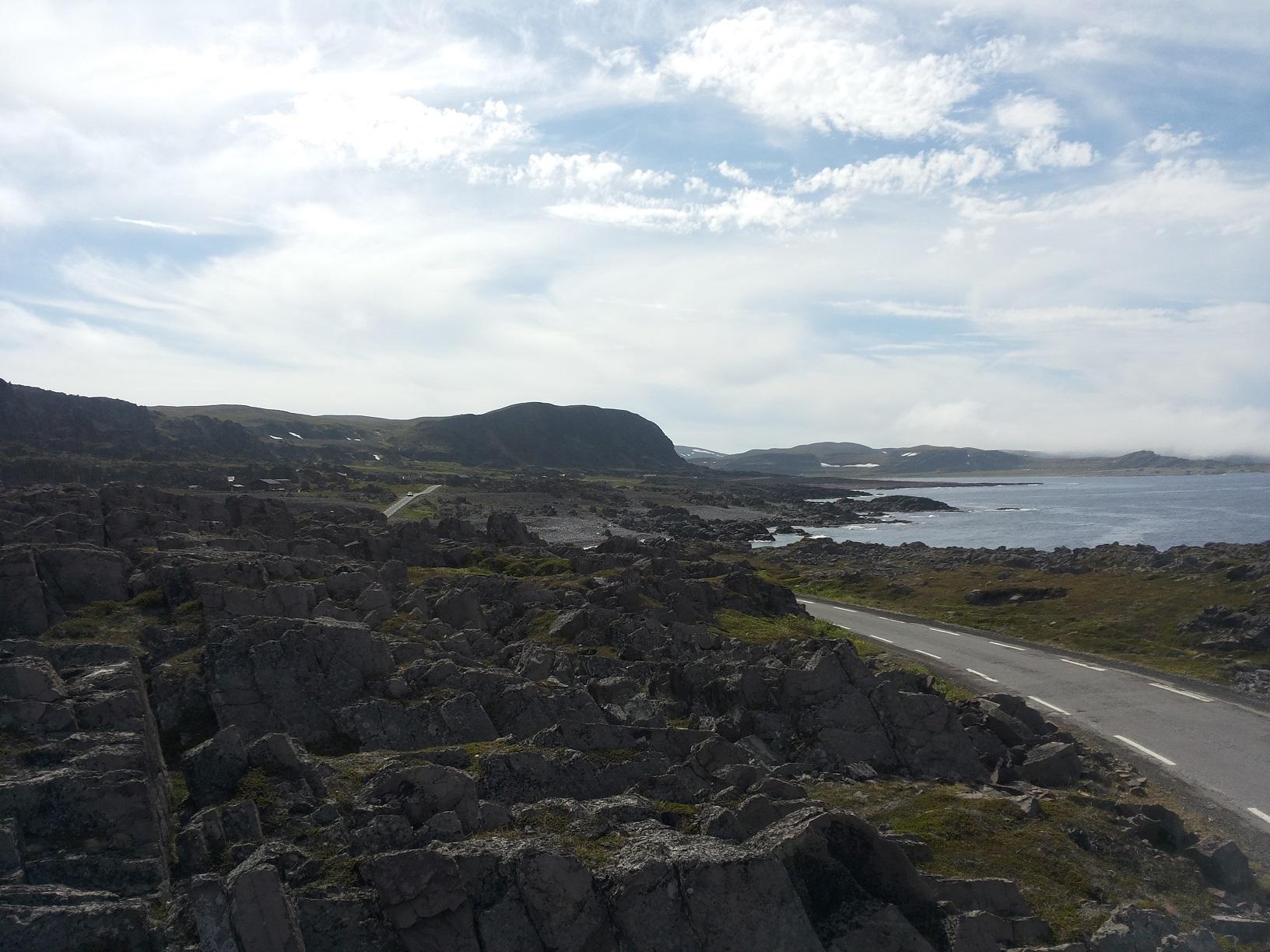 Nasjonal Turistveg Varanger2