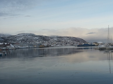 Skjervøy Hurtigruten