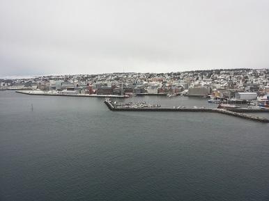 Tromsø hurtigruten