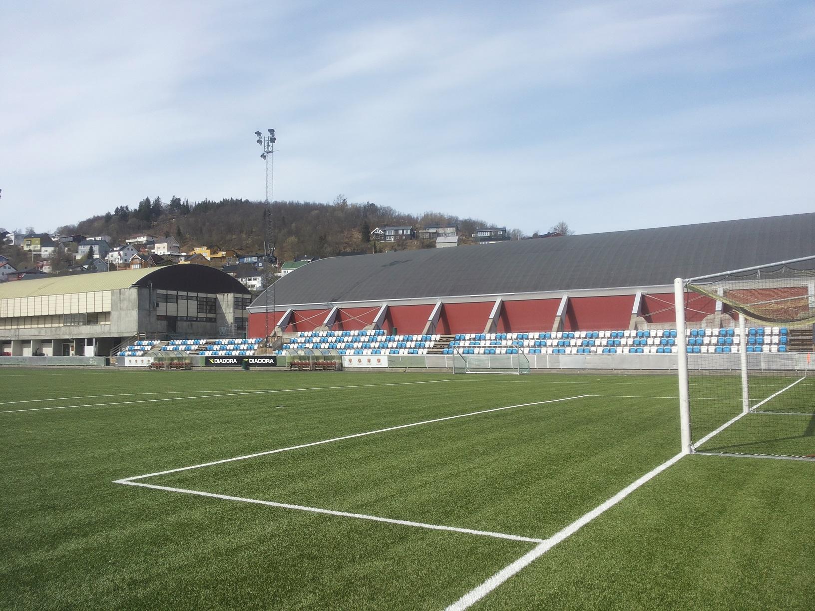 Harstad Stadion1