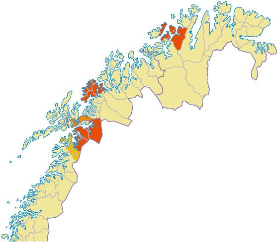 Kommunesammenslåing Nord-Norge